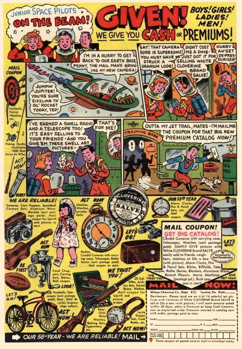 Strange Adventures (1950) issue 35 - Page 36