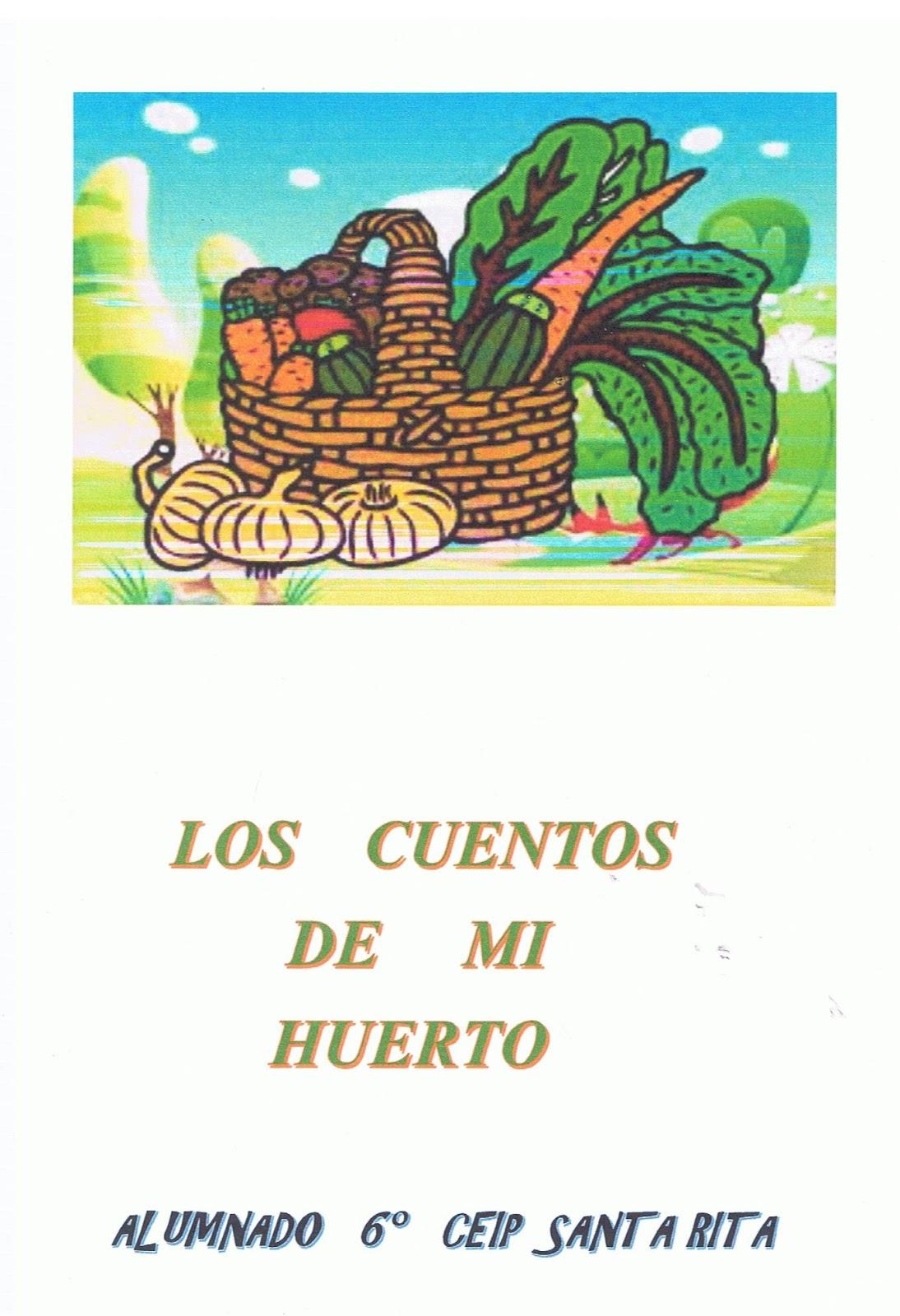 Biblioteca Escolar De Campamento Los Cuentos De Mi Huerto