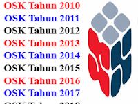 Kumpulan Pembahasan Olimpiade Matematika SMP (OSK) Tahun 2010-2018