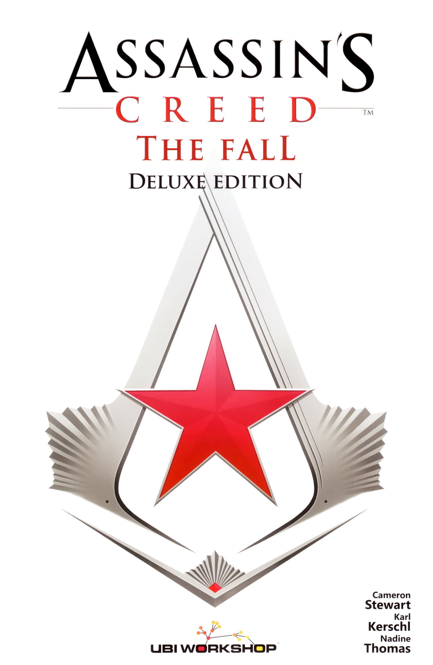 Read online Assassin's Creed: The Fall comic -  Issue #Assassin's Creed: The Fall _TPB 1 - 1