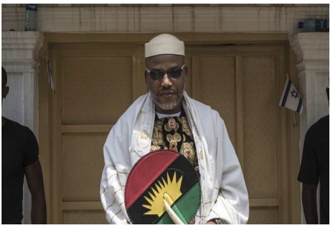 """Nigeria Offered Me Biafra With Only 5 States, But I Rejected It"" – IPOB Leader Kanu"