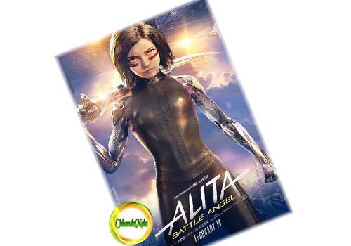 Alita-Battle Angel 2019 Review Image