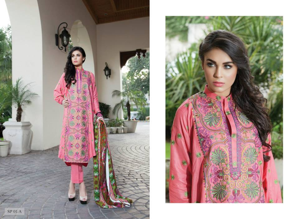 77c8640002 4Seasons Fashion: Nation Embroidered Linen with Beautiful ...