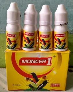Manpaat Dan Harga Vitamin Burung Merk Moncer 1 Paling Baru Saat Ini