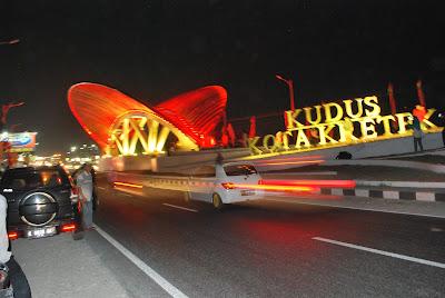 Gerbang Kudus Kota Kretek (GKKK), Icon Kabupaten Kudus, Kudus Kota Kretek, Wisata Kudus