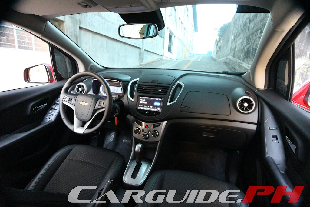 Review 2016 Chevrolet Trax 14 Turbo Lt Philippine Car News Car