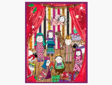 Christmas Decorations - advent calendar