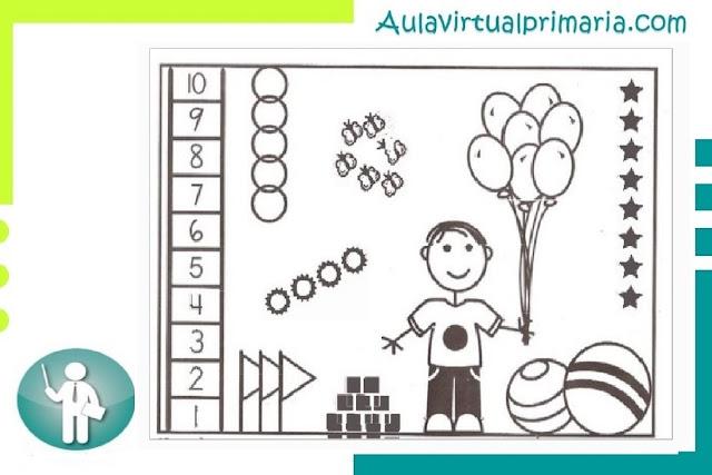 actividades, educativo, reecurso, material, preescolar