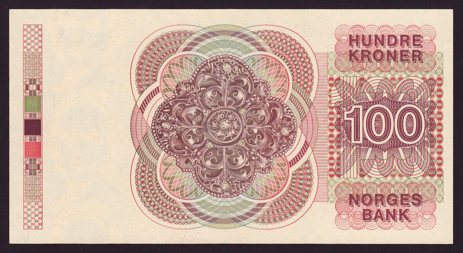 Norway Banknotes 100 Kroner note