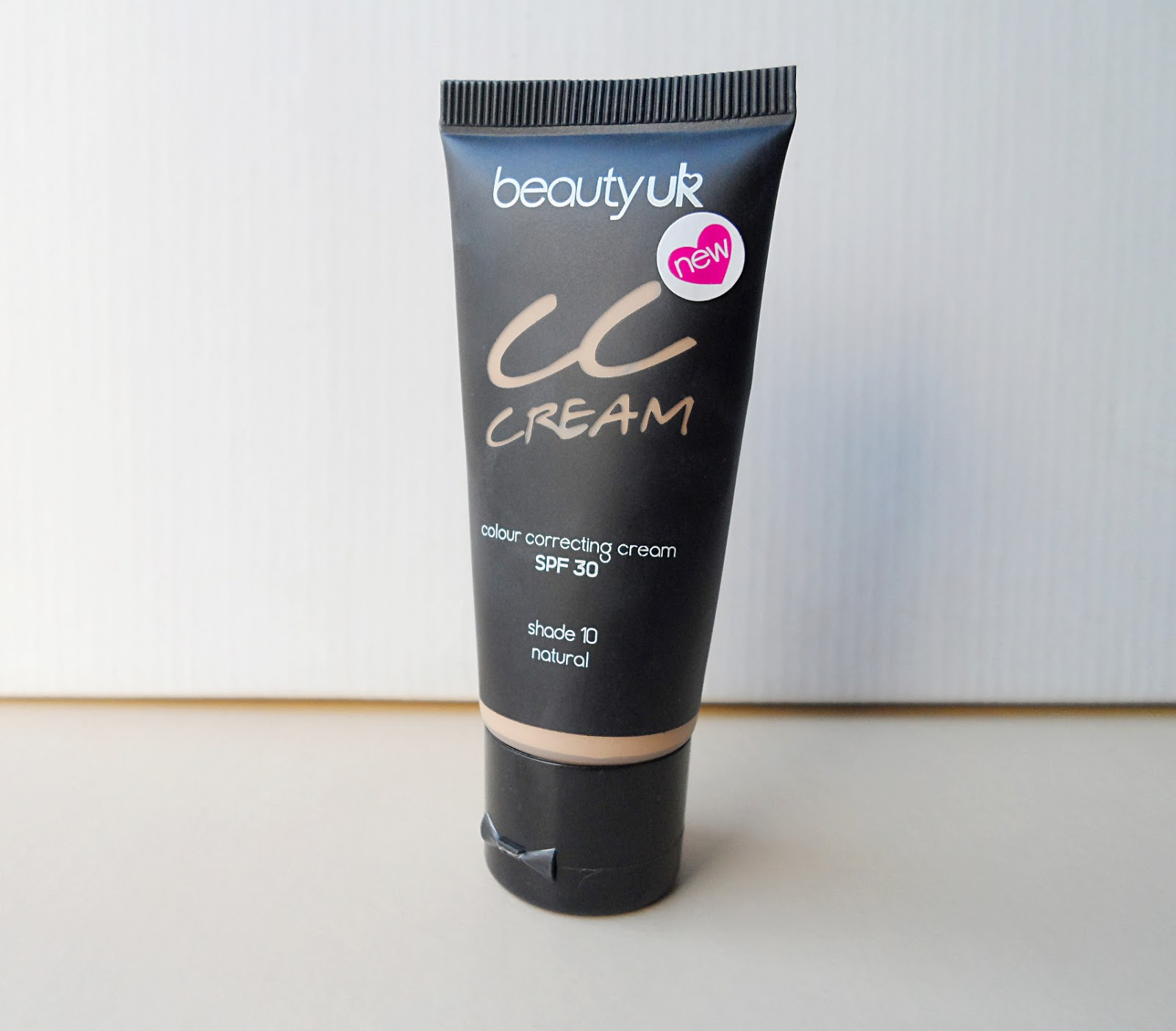 Beauty UK CC Cream / Review & Swatches | January Girl