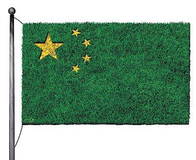 Políticas Ambientais na China