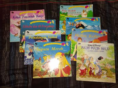 Bagaimana Pentingnya Membaca Buku Anak-anak