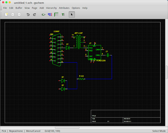 Outstanding Geda Gschem To Create Electrical Schematics In Linux Wiring 101 Capemaxxcnl