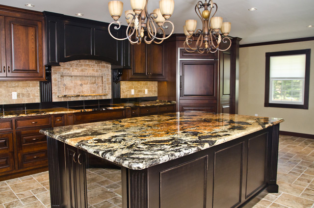 orinoco sensa granite kitchen countertops