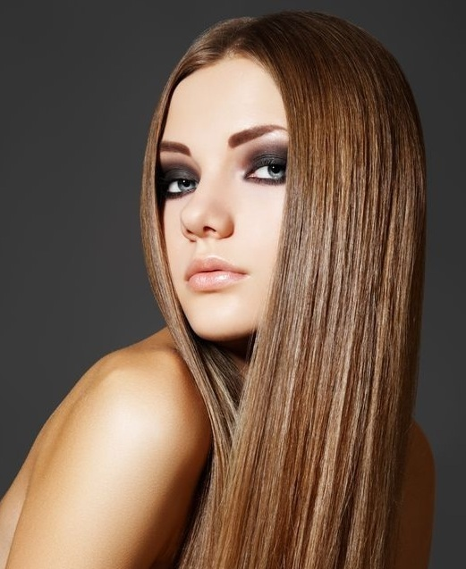 Long Hairstyles: Long Straight Hair Styles
