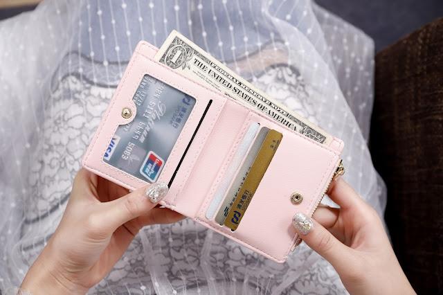 Jimshoney Carrey Wallet