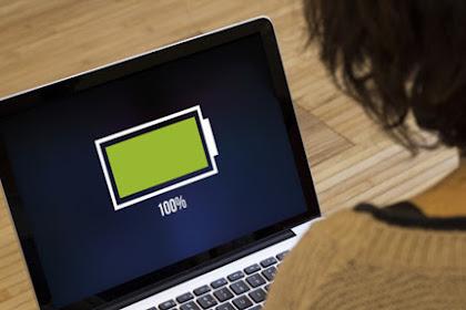 [ Penting ] Kerusakan Baterai Laptop | Solusi & Perawatannya