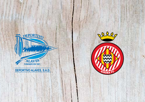 Deportivo Alaves vs Girona - Highlights 31 October 2018
