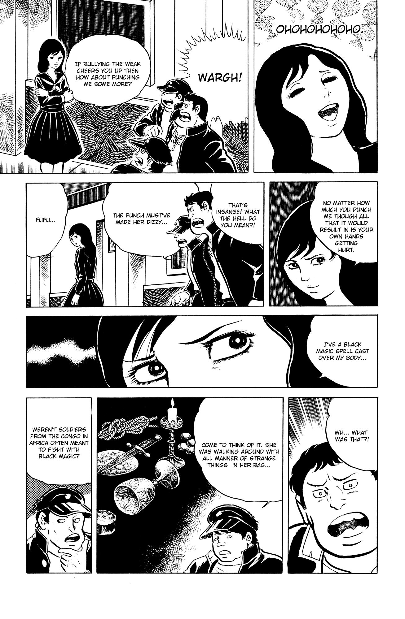 Eko Eko Azarak - Chapter 3