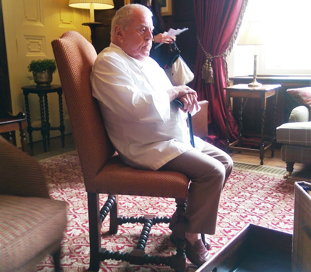 Albert Roux OBE May 2016