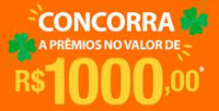 Promoção Calcard: Concorra a prêmios de mil reais!