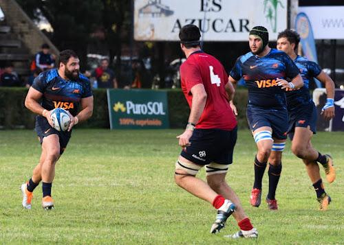 Argentina XV venció a Chile en Tucumán #SAR6N