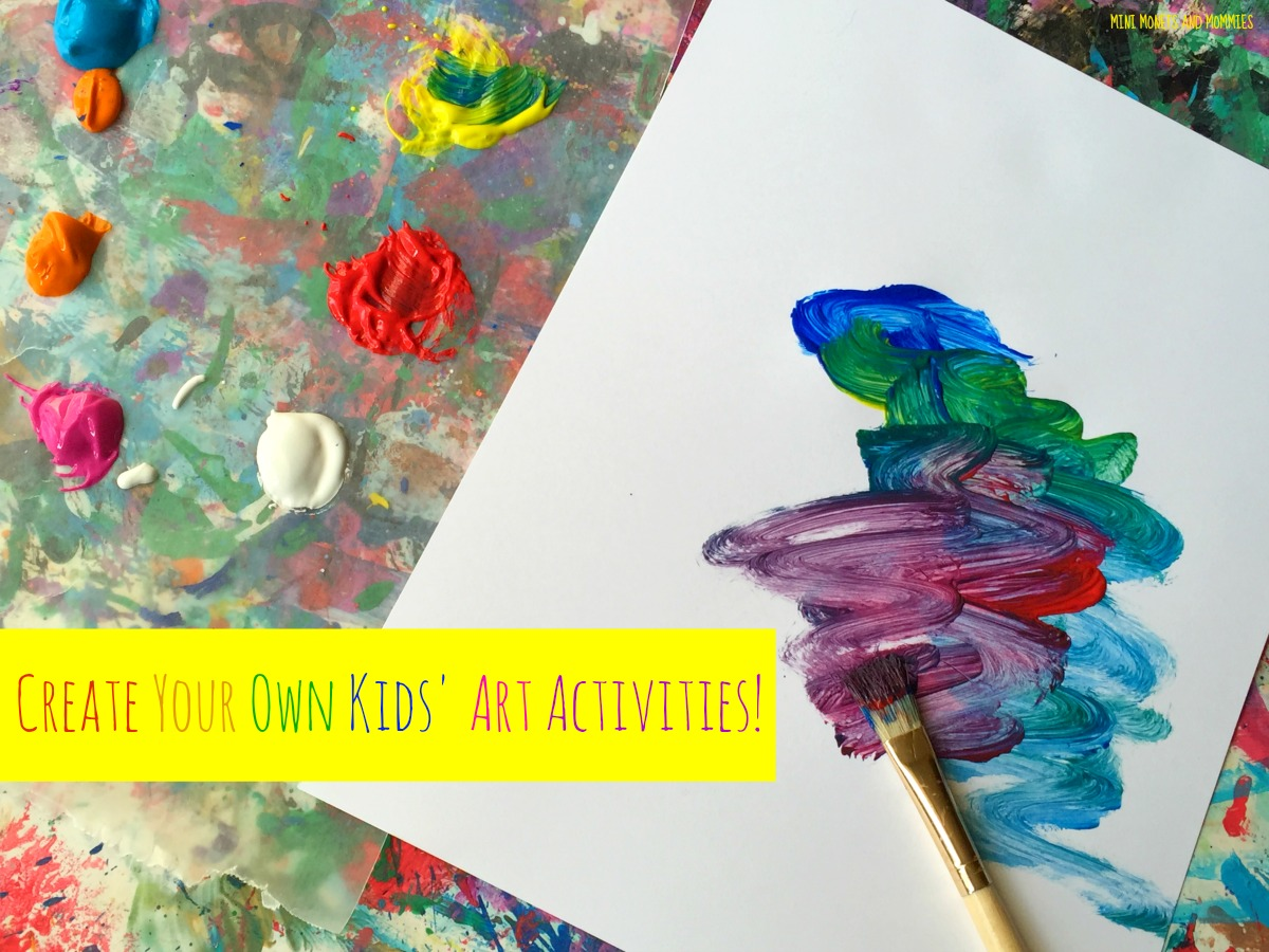 Mini Monets And Mommies March 2016