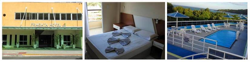 Onde ficar em Guarapari (ES) - Hotel Fragata