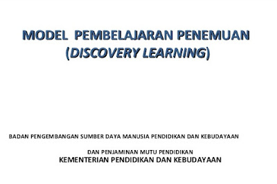 Pembelajaran Menemukan (Discovery Learning)