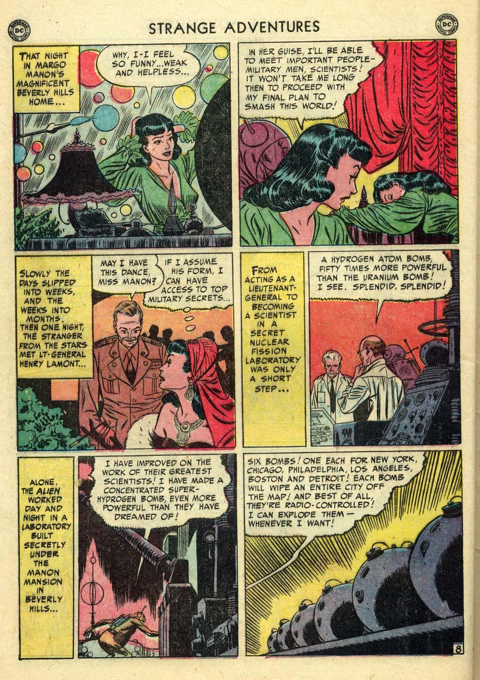 Strange Adventures (1950) issue 3 - Page 46