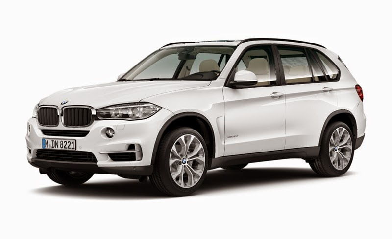 More than 1.3 Million Units BMW X5 ' Loitering ' Around the World