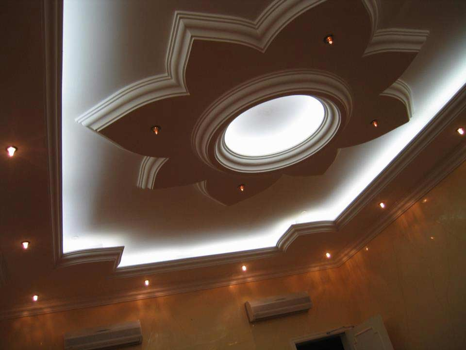 Best plaster of Paris ceiling designs