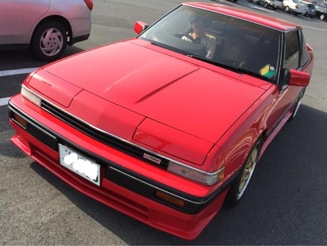 Mazda Cosmo (929), ciekawe stare samochody, fajne klasyki, japońskie
