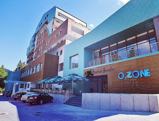 hotel ozone baile tusnad