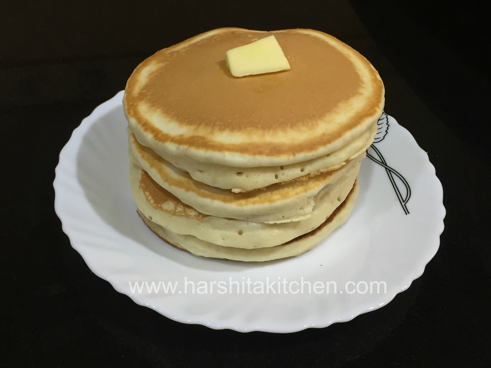 Harshitas kitchen how to make the fluffiest pancakes perfect these pancakes are soft and moist but also very fluffy you probably already have all the ingredients required to make these light and fluffy pancakes at ccuart Choice Image