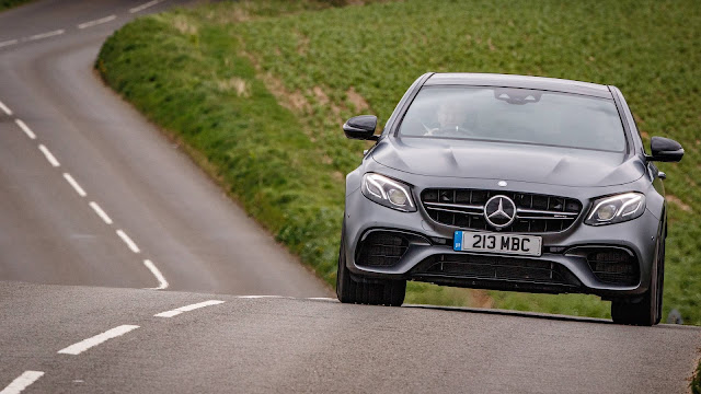 New 2018 Mercedes-AMG E 63 S 4MATIC+ on Road