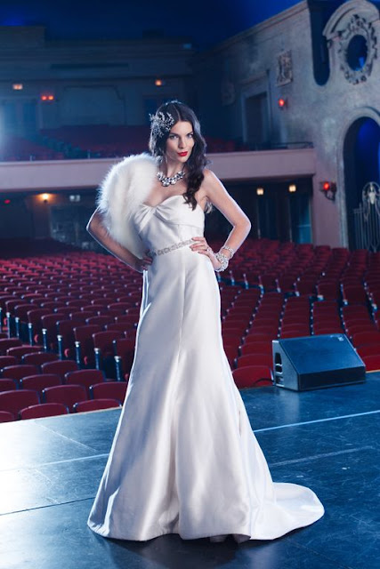 Factor Bridal shoot with photographer Dennis Lee and stylist  Jessica Moazami