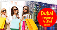 Dubai Shopping Festival 2016-2017