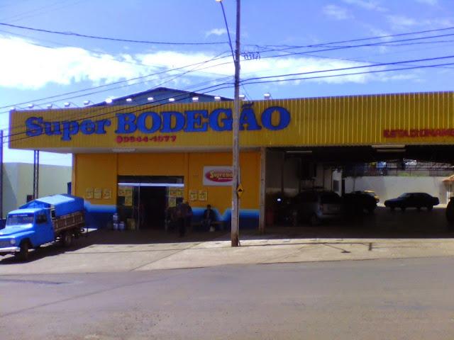 Super-Mercado Bodegão Sempre os Menores Preços com Ótimo Atendimento