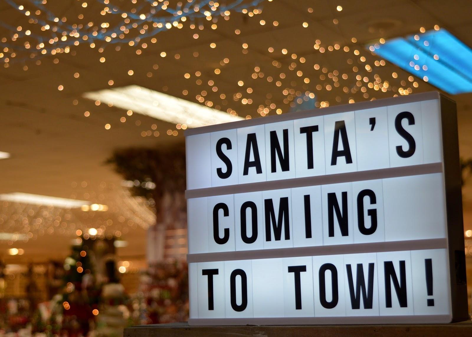 Mrs Mulled Wine Christmas Countdown - 9 weeks to go  | Christmas at Fenwicks