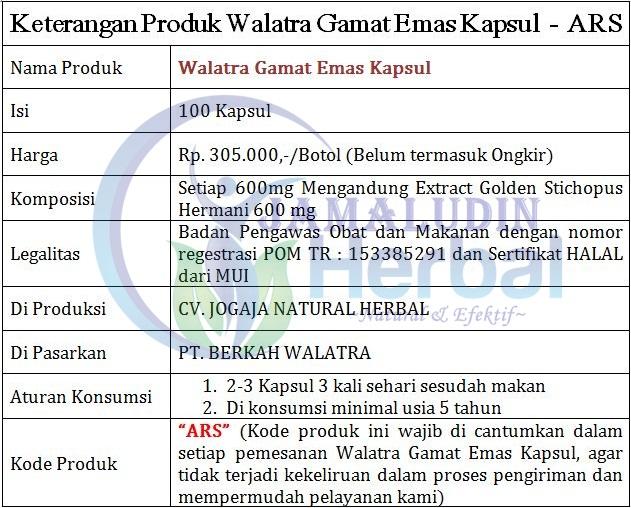 http://tilupuluhherbal.blogspot.co.id/p/walatra-gamat-emas-kapsul.html
