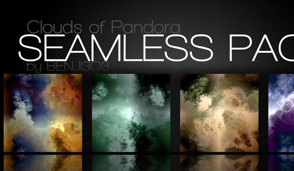 Seamless Clouds Patterns