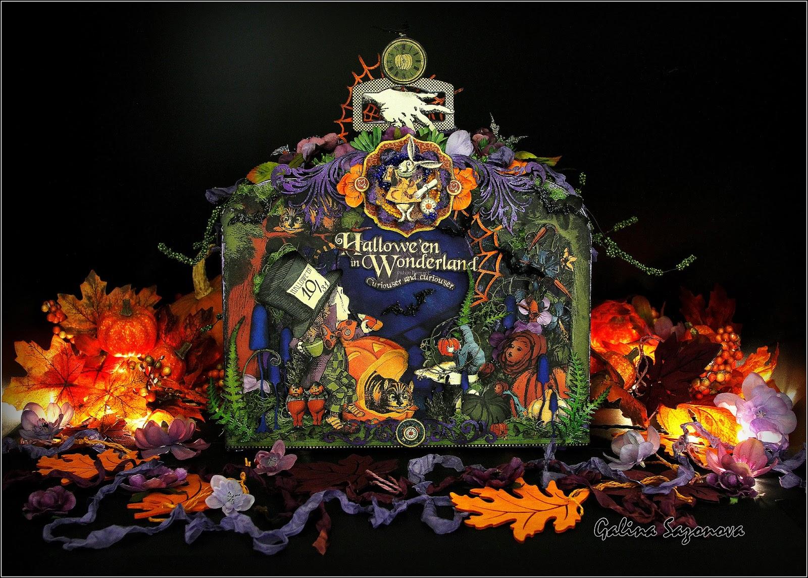 Сайт праздника Хэллоуин Halloween  История Halloween