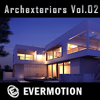 Evermotion Archexteriors vol.02 室外3D模型第2季下載