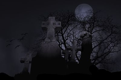 Cementerio angular