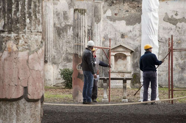 Pompeii: EU funds to highlight jewel of European heritage