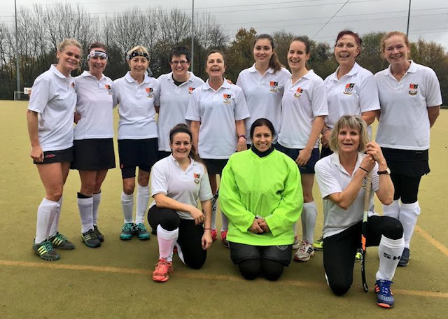 FitBits | Reasons to join a sports team - Southwick Hockey Club - Tess Agnew fitness blogger