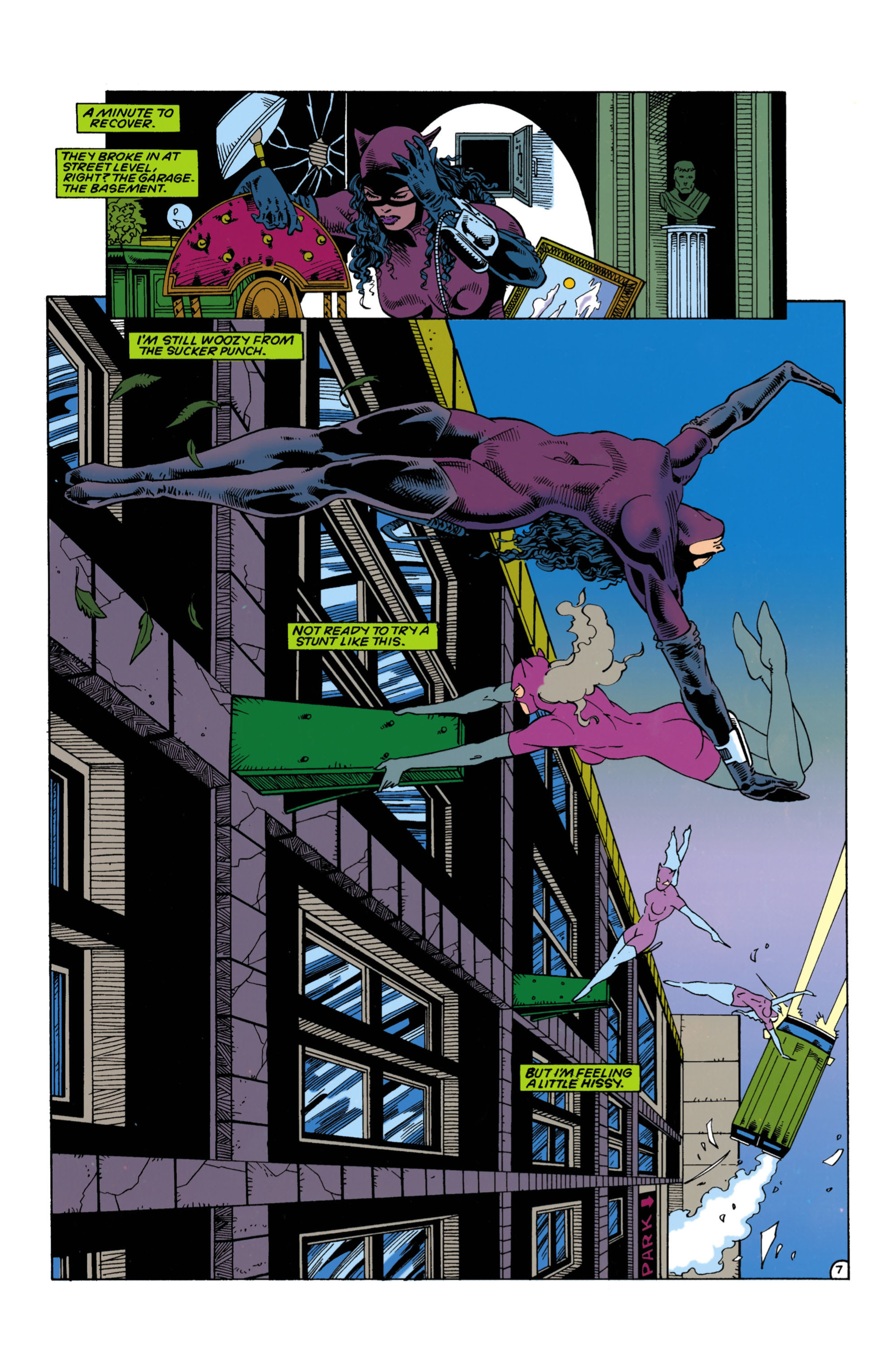 Catwoman (1993) Issue #15 #20 - English 8