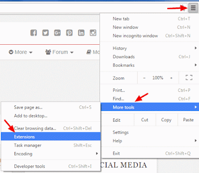 add chrome extension