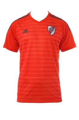 Camiseta; Arquero; River Plate; River; Armani; 2018